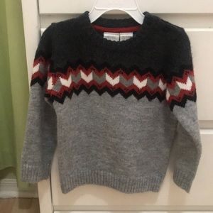 Boys Holiday Christmas Sweater 18-24 months